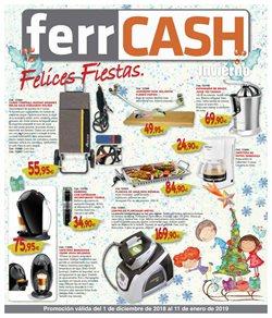 Ofertas de Jardín y bricolaje  en el folleto de Ferrcash en León