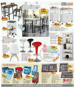 Ofertas de Muebles de salón  en el folleto de Ferrcash en Motril
