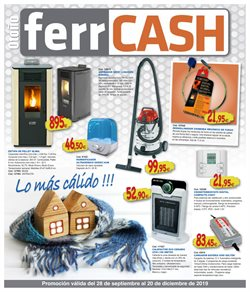 Ofertas de Jardín y bricolaje  en el folleto de Ferrcash en Linares