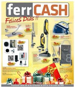 Ofertas de Ferrcash  en el folleto de Alicante