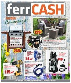 Ofertas de Jardín y Bricolaje en el catálogo de Ferrcash ( Más de un mes )