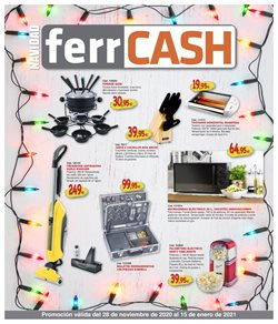 Ofertas de Ferrcash en el catálogo de Ferrcash ( Caducado)