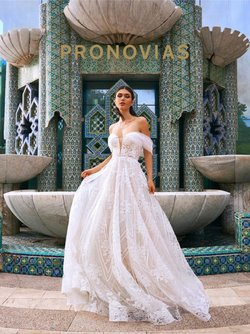 Ofertas de Bodas en el catálogo de Pronovias ( Publicado ayer)