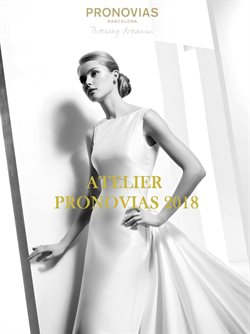 Ofertas de Pronovias  en el folleto de Madrid