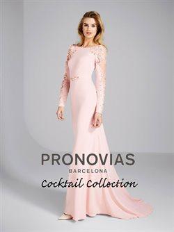 Ofertas de Vestidos de novia  en el folleto de Pronovias en Madrid