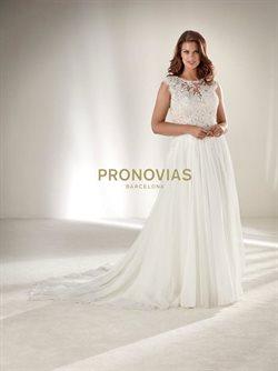 Ofertas de Vestidos de novia  en el folleto de Pronovias en Cartagena