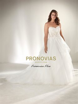 Ofertas de Pronovias  en el folleto de Madrid