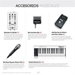 Ofertas de Instrumentos musicales  en el folleto de K-tuin en Madrid