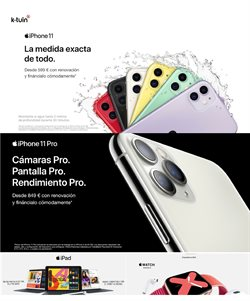 Ofertas de K-tuin  en el folleto de Alcobendas