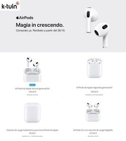 Ofertas de Informática y Electrónica en el catálogo de K-tuin ( Caduca mañana)