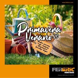 Catálogo Ferbric en Manacor ( Más de un mes )