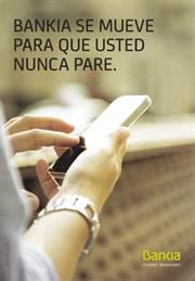 Bankia se mueve para que Usted nunca pare