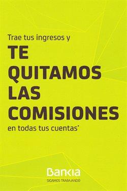Ofertas de Bankia  en el folleto de Dos Hermanas