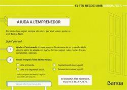 Ofertas de Bankia  en el folleto de Prat de Llobregat