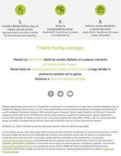 Ofertas de Perfiles en Bankia