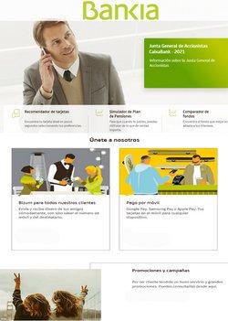 Catálogo Bankia ( 2 días más)