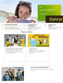 Ofertas de Bancos y Seguros en el catálogo de Bankia ( 7 días más)
