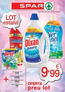 Ofertas de Valvi Supermercats  en el folleto de Escala