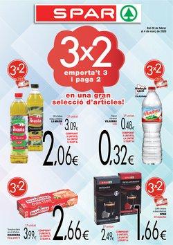 Catálogo Valvi Supermercats en Maçanet de la Selva ( Publicado ayer )