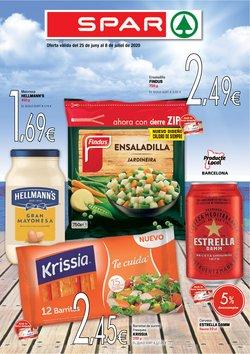 Catálogo Valvi Supermercats en Figueres ( 2 días más )