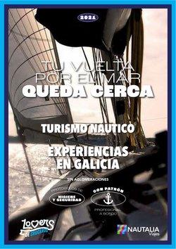 Catálogo Nautalia Viajes ( Publicado hoy)