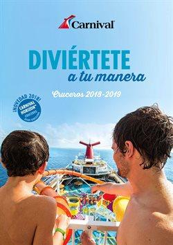 Ofertas de Viajes de novios  en el folleto de Nautalia Viajes en Palma de Mallorca