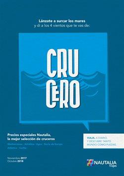 Ofertas de Nautalia Viajes  en el folleto de Donostia-San Sebastián