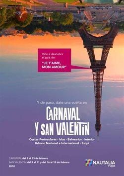 Ofertas de Viajes  en el folleto de Nautalia Viajes en Sevilla
