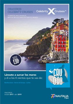 Ofertas de Nautalia Viajes  en el folleto de Jerez de la Frontera