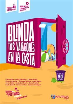 Ofertas de Nautalia Viajes  en el folleto de Las Palmas de Gran Canaria