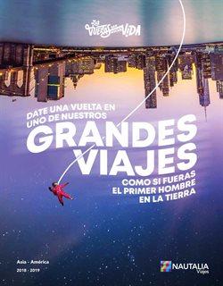 Ofertas de Nautalia Viajes  en el folleto de Barcelona