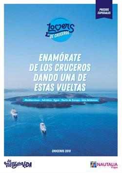 Ofertas de Nautalia Viajes  en el folleto de Cartagena