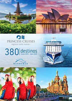 Ofertas de Nautalia Viajes  en el folleto de Cornellà