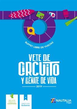 Ofertas de Nautalia Viajes  en el folleto de Segovia