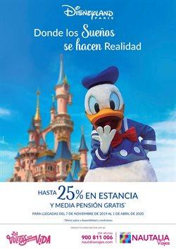 Ofertas de Nautalia Viajes  en el folleto de Cádiz