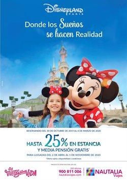 Ofertas de Nautalia Viajes  en el folleto de Portugalete