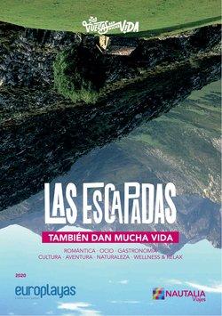 Catálogo Nautalia Viajes en Amposta ( Más de un mes )