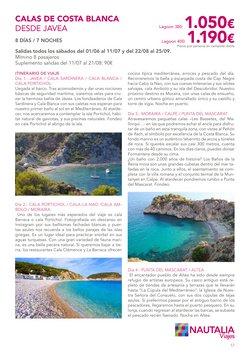 Ofertas de Costa Blanca en Nautalia Viajes
