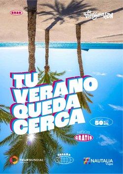 Catálogo Nautalia Viajes en Valladolid ( Más de un mes )