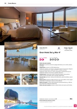 Ofertas de Hoteles en Nautalia Viajes