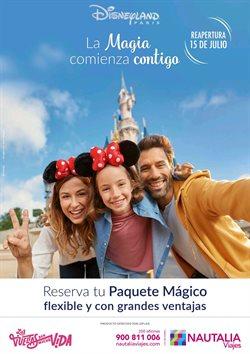 Ofertas de Viajes a Disneyland en Nautalia Viajes