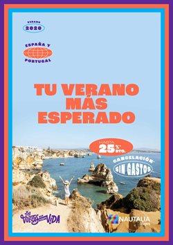 Catálogo Nautalia Viajes en Vinarós ( 25 días más )