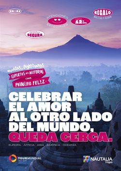 Catálogo Nautalia Viajes en Salamanca ( Más de un mes )