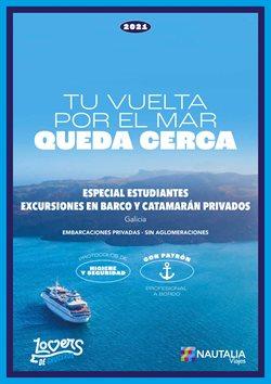 Ofertas de Nautalia Viajes en el catálogo de Nautalia Viajes ( Más de un mes)