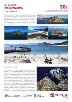 Ofertas de Estrella Galicia en el catálogo de Nautalia Viajes ( Más de un mes)
