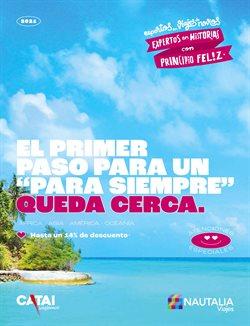 Catálogo Nautalia Viajes ( Más de un mes)