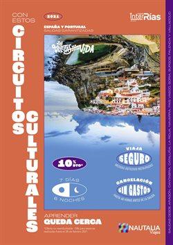Catálogo Nautalia Viajes ( Caduca mañana)