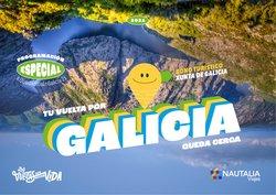 Ofertas de Rebajas en el catálogo de Nautalia Viajes ( Más de un mes)