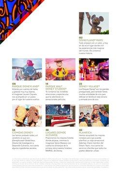 Ofertas de Disney en el catálogo de Nautalia Viajes ( Más de un mes)