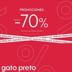 Ofertas de Gato Preto en el catálogo de Gato Preto ( Publicado hoy)